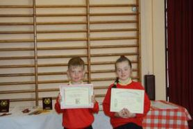 Prize Giving June 2015