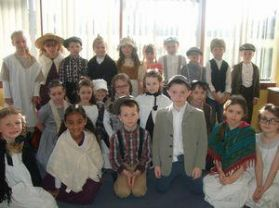 P3 Class Trip to 'The Ulster American Folk Park'