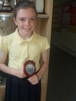 Well done Cara!