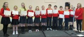 Primary 7 Prize Giving