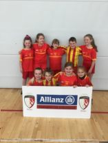 Have a look at our gaelic team in action